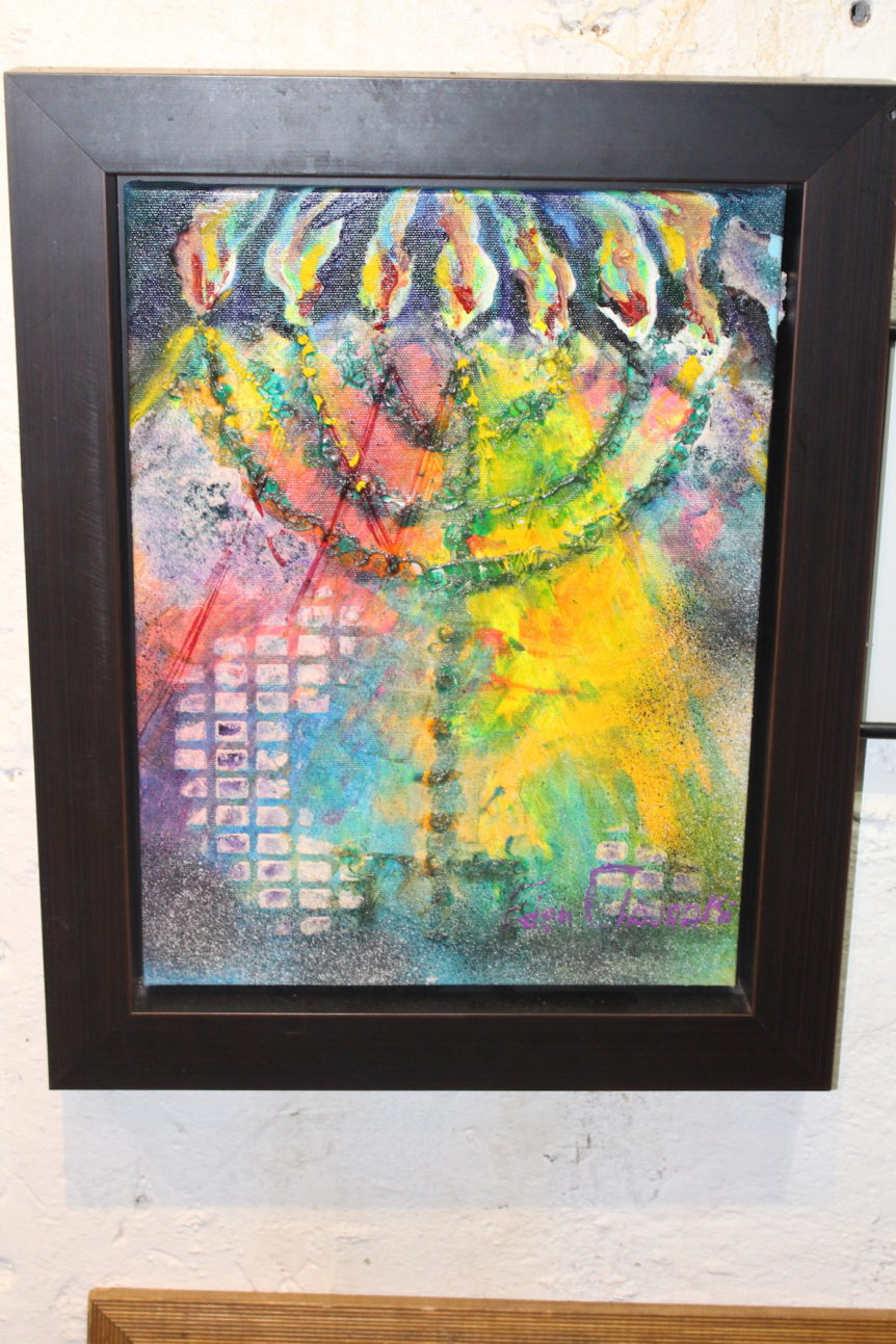 Edan Chouraqi Judaica Art Gallery Brooklyn