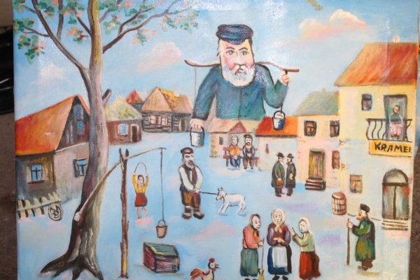 Tzvi Judaica Art Gallery Brooklyn