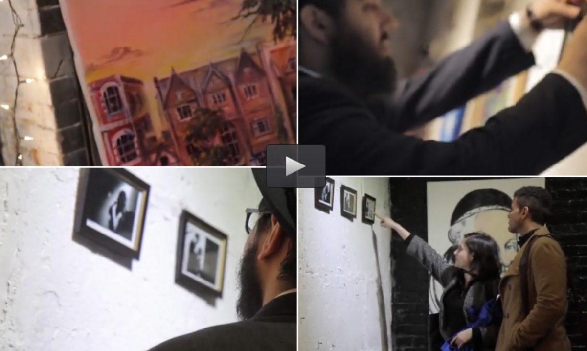 Video Leviim Gallery Brooklyn