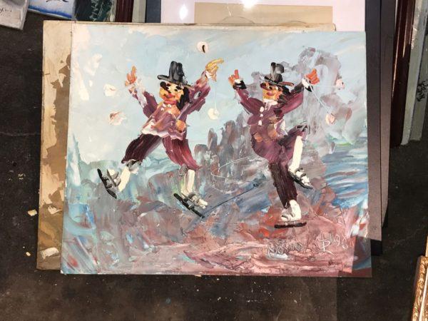 Morris Katz Judaica Art Gallery Brooklyn