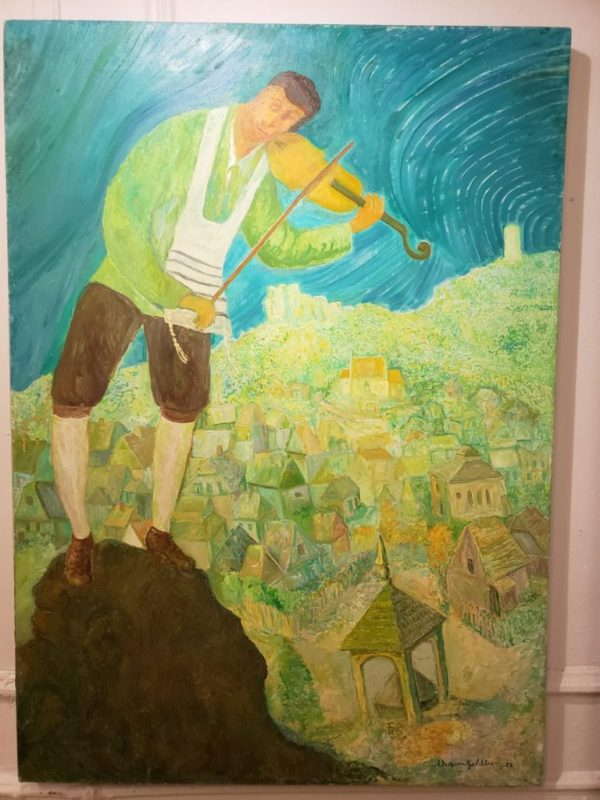 Chaim Golberg jewish art