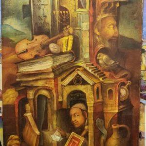 Boris Shapiro Jewish Art