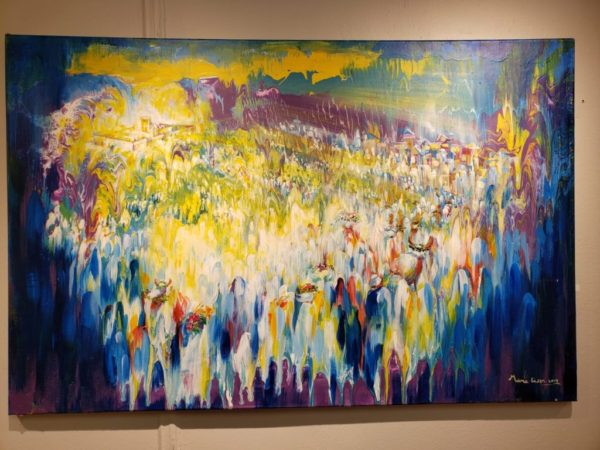 Jewish Art Bikkurim Mira Eisen