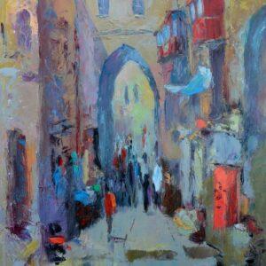 Anna Zarnitsky Jewish Art