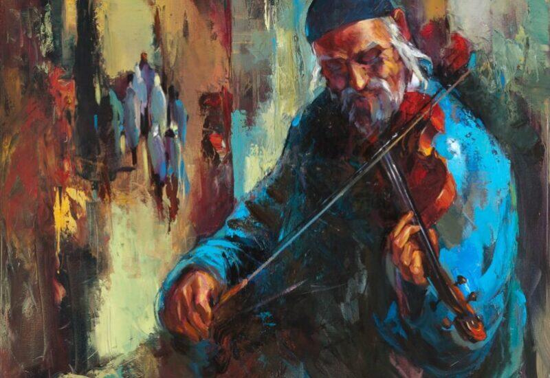 Anna Zartnitsky Jewish Art