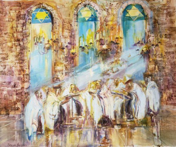 Torah Study Lesya Bershov